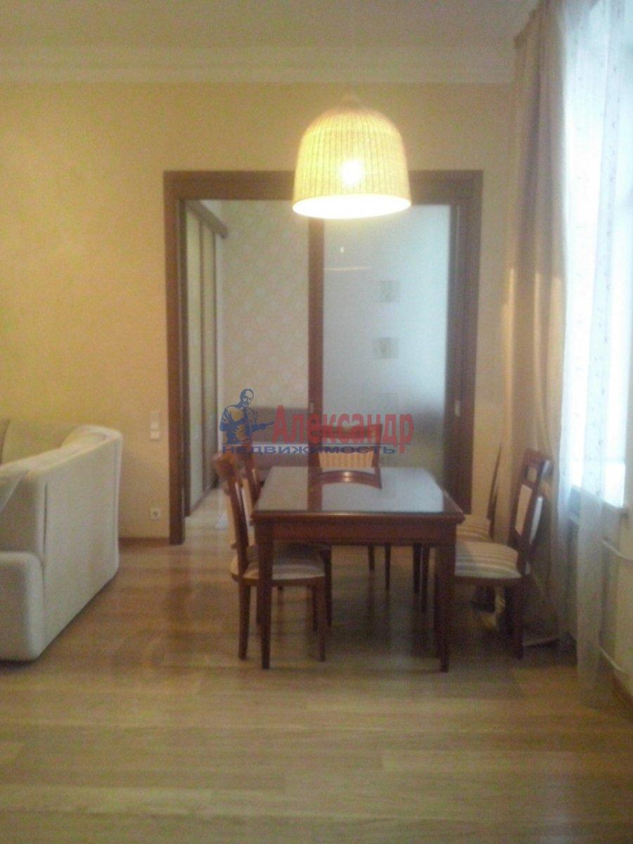 3-комнатная квартира (91м2) в аренду по адресу Колокольная ул., 3— фото 17 из 17