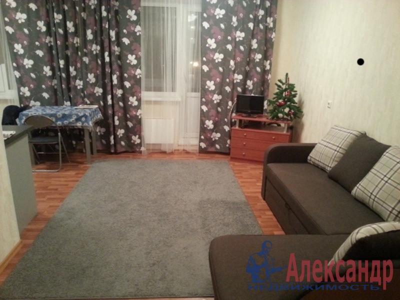 2-комнатная квартира (50м2) в аренду по адресу Колпино г., Московская ул., 6— фото 1 из 6