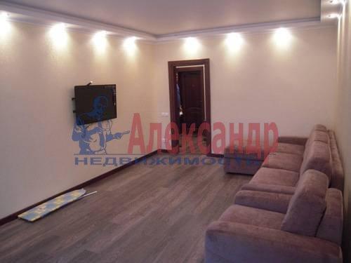 1-комнатная квартира (47м2) в аренду по адресу Дачный пр., 17— фото 12 из 14