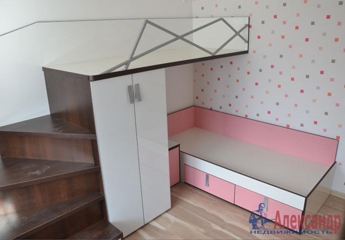 3-комнатная квартира (90м2) в аренду по адресу Малый пр., 90— фото 3 из 4