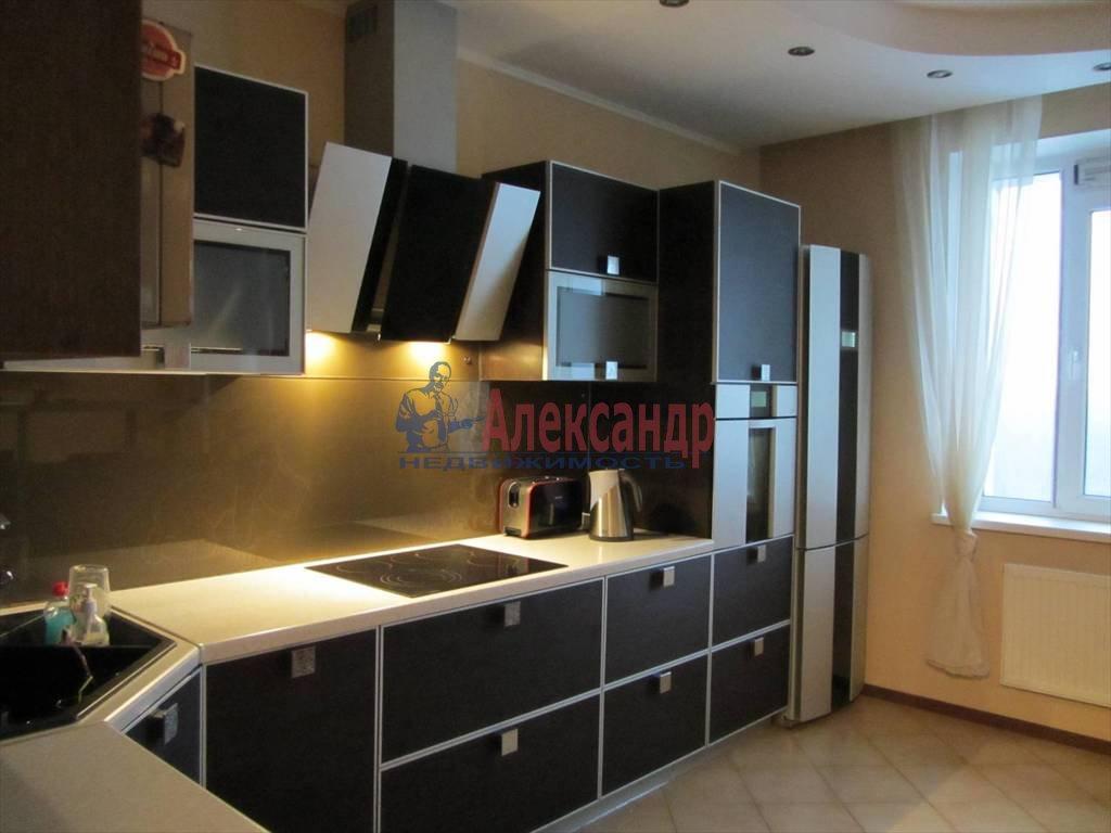 1-комнатная квартира (40м2) в аренду по адресу Коломяжский пр., 15— фото 3 из 7