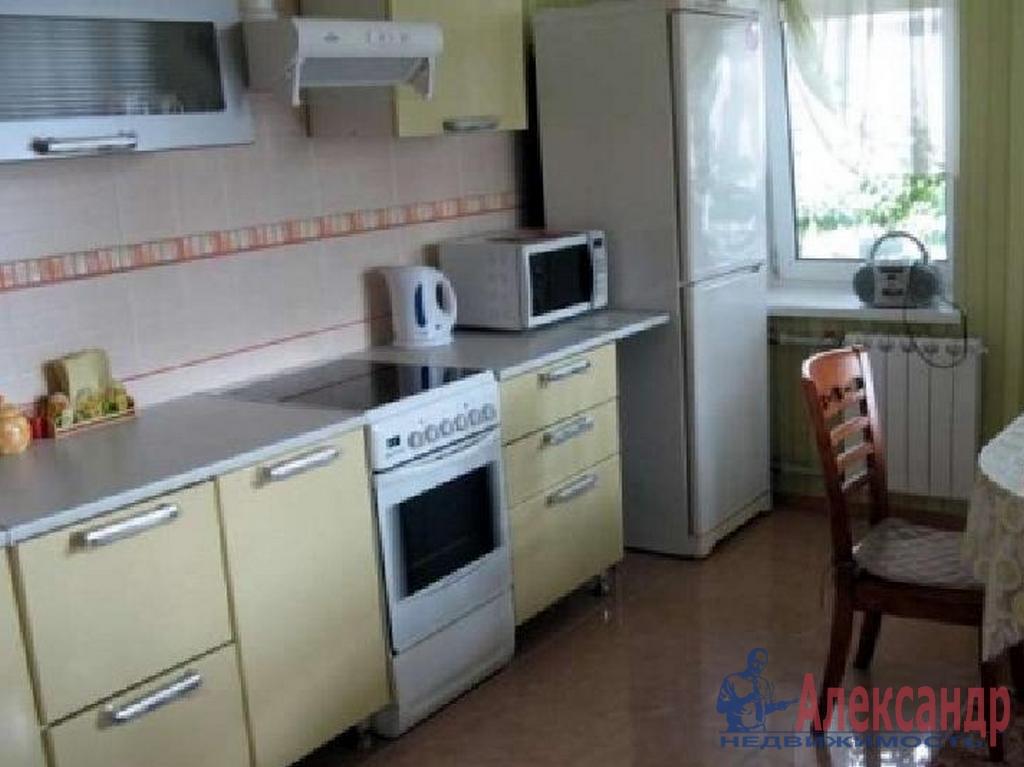 1-комнатная квартира (36м2) в аренду по адресу Парголово пос., Заречная ул., 19— фото 2 из 2