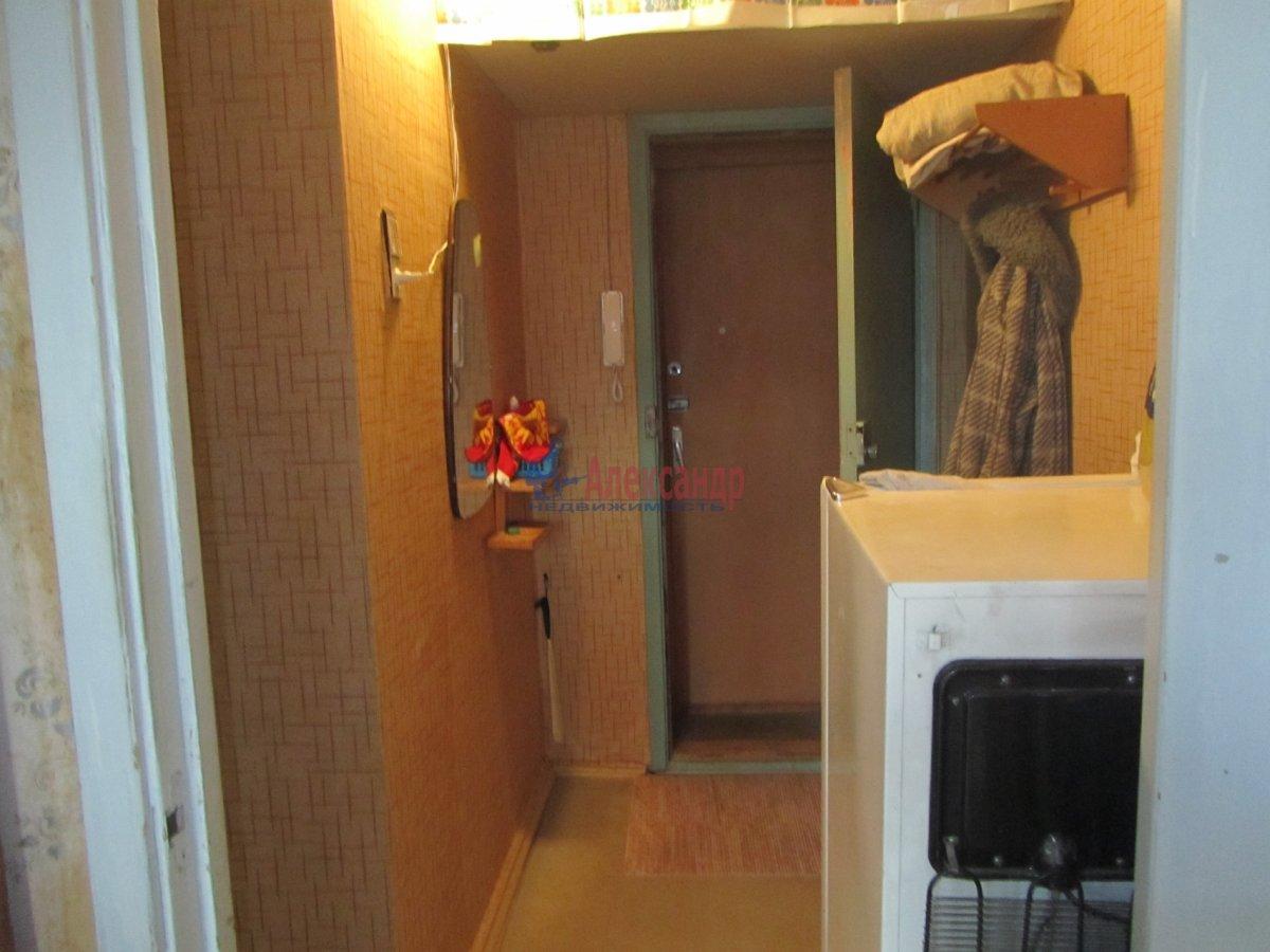 1-комнатная квартира (45м2) в аренду по адресу Крестьянский пер., 5— фото 1 из 4