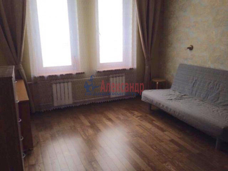 2-комнатная квартира (50м2) в аренду по адресу Колпино г., Красных партизан ул., 54— фото 1 из 6