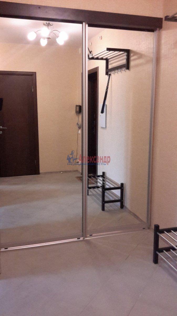 1-комнатная квартира (43м2) в аренду по адресу Белградская ул., 26— фото 12 из 14