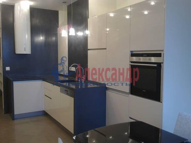 2-комнатная квартира (69м2) в аренду по адресу Российский пр., 8— фото 15 из 16