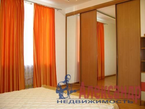 3-комнатная квартира (93м2) в аренду по адресу Боткинская ул., 15— фото 12 из 14