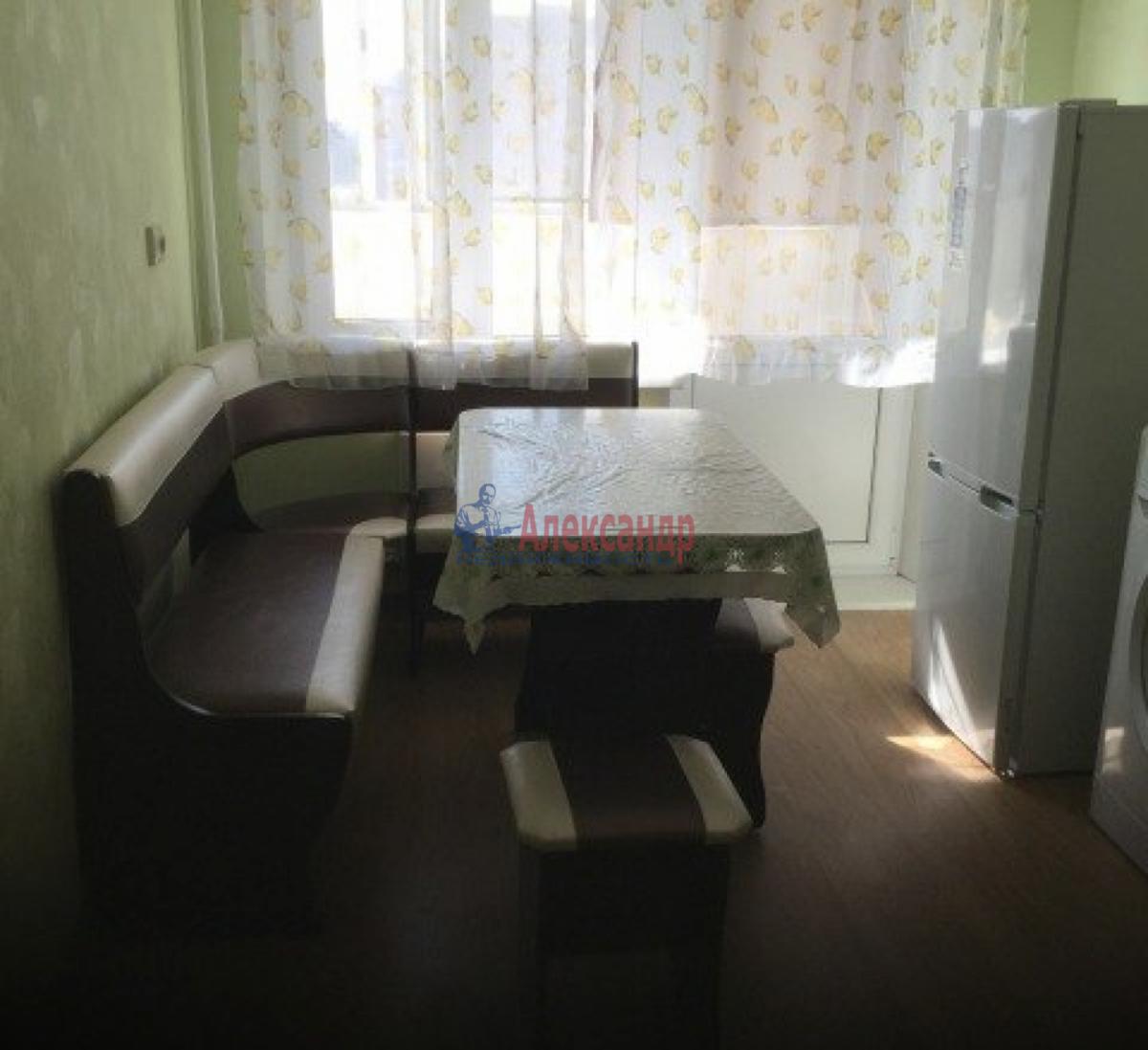 1-комнатная квартира (43м2) в аренду по адресу Дачный пр., 33— фото 1 из 9