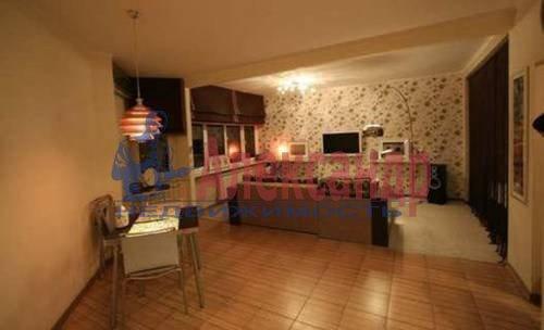 1-комнатная квартира (47м2) в аренду по адресу Корпусная ул., 9— фото 3 из 7