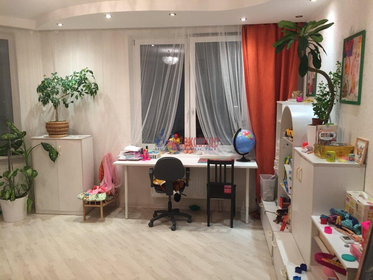 3-комнатная квартира (89м2) в аренду по адресу Гжатская ул., 22— фото 15 из 17