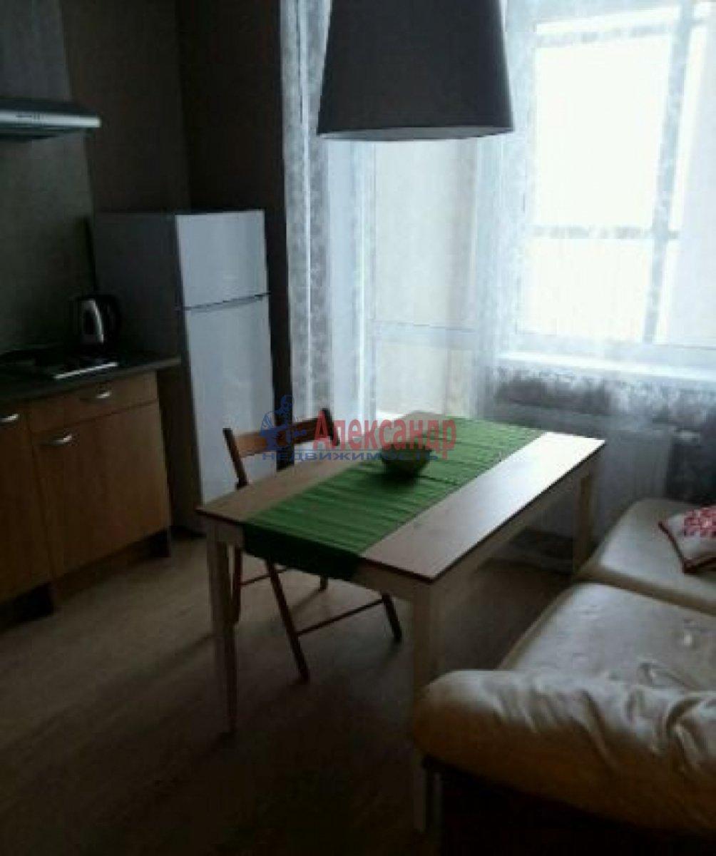 1-комнатная квартира (40м2) в аренду по адресу Обуховской Обороны пр., 195— фото 3 из 6
