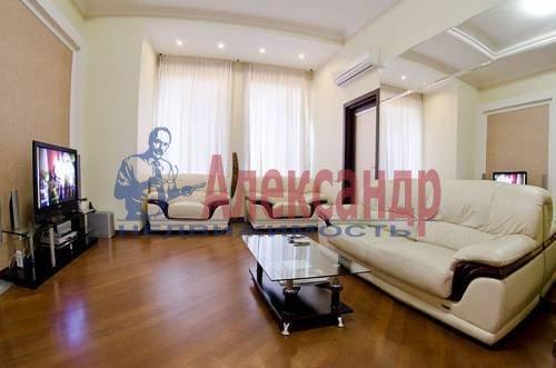 3-комнатная квартира (132м2) в аренду по адресу Реки Фонтанки наб., 40— фото 6 из 11
