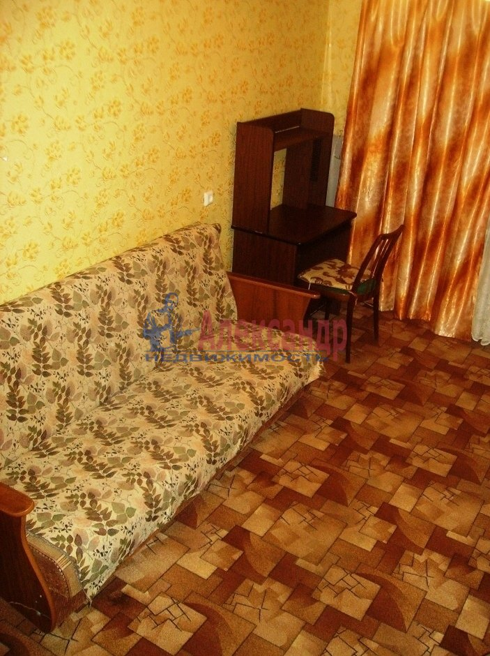 1-комнатная квартира (35м2) в аренду по адресу Стойкости ул., 37— фото 8 из 9
