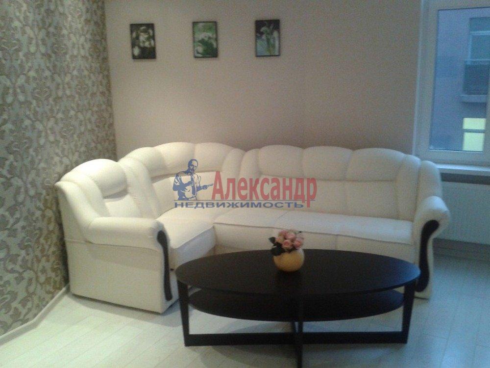 2-комнатная квартира (80м2) в аренду по адресу Петрозаводская ул., 13— фото 1 из 14