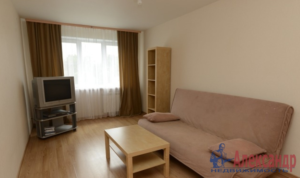 2-комнатная квартира (57м2) в аренду по адресу Оптиков ул., 49— фото 1 из 4