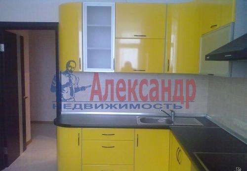 1-комнатная квартира (41м2) в аренду по адресу Ленинский пр., 77— фото 3 из 5