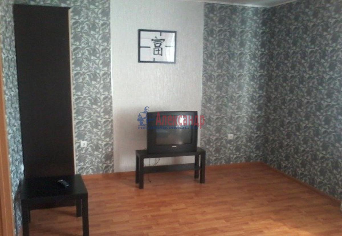 1-комнатная квартира (36м2) в аренду по адресу Большевиков пр., 5/6— фото 2 из 5
