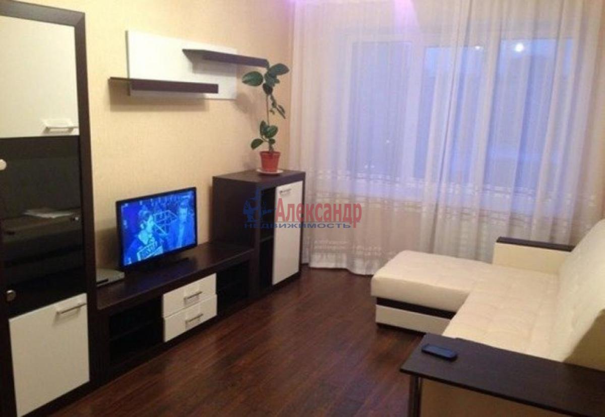 1-комнатная квартира (35м2) в аренду по адресу Тельмана ул., 40— фото 2 из 4