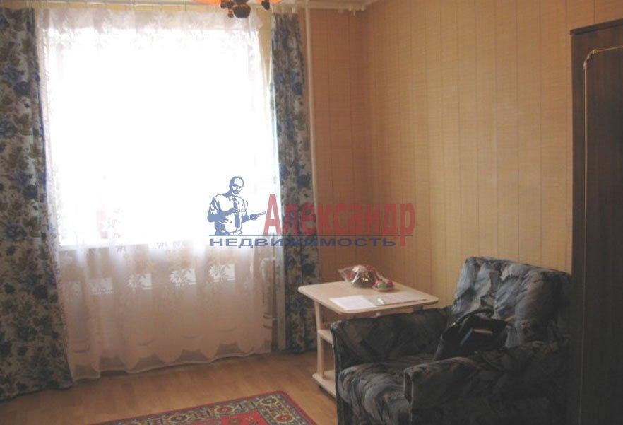 1-комнатная квартира (38м2) в аренду по адресу Гражданский пр., 75— фото 1 из 6