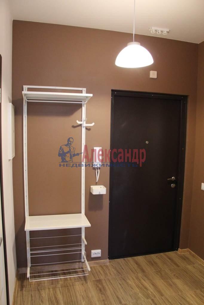 1-комнатная квартира (44м2) в аренду по адресу Мурино пос., Привокзальная пл., 3— фото 7 из 11