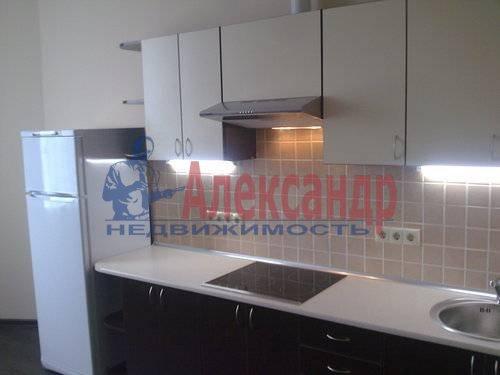 1-комнатная квартира (40м2) в аренду по адресу Матроса Железняка ул., 57— фото 1 из 7