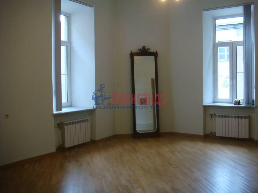 4-комнатная квартира (150м2) в аренду по адресу Адмиралтейская наб., 12— фото 1 из 10