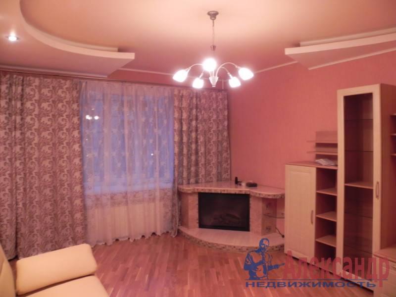 3-комнатная квартира (80м2) в аренду по адресу Звездная ул., 11— фото 12 из 17