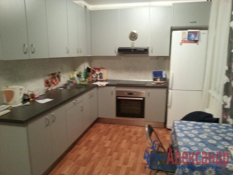 2-комнатная квартира (50м2) в аренду по адресу Колпино г., Московская ул., 6— фото 4 из 6