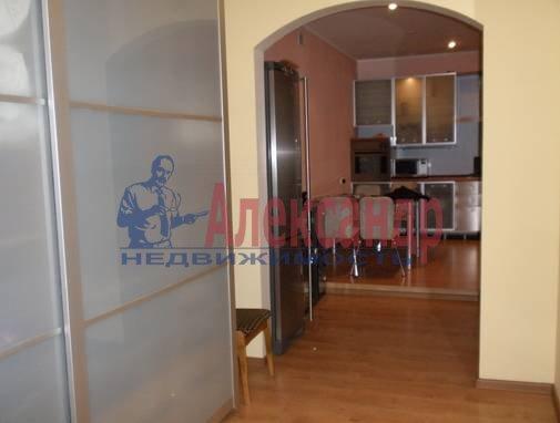 3-комнатная квартира (90м2) в аренду по адресу Невский пр.— фото 12 из 13