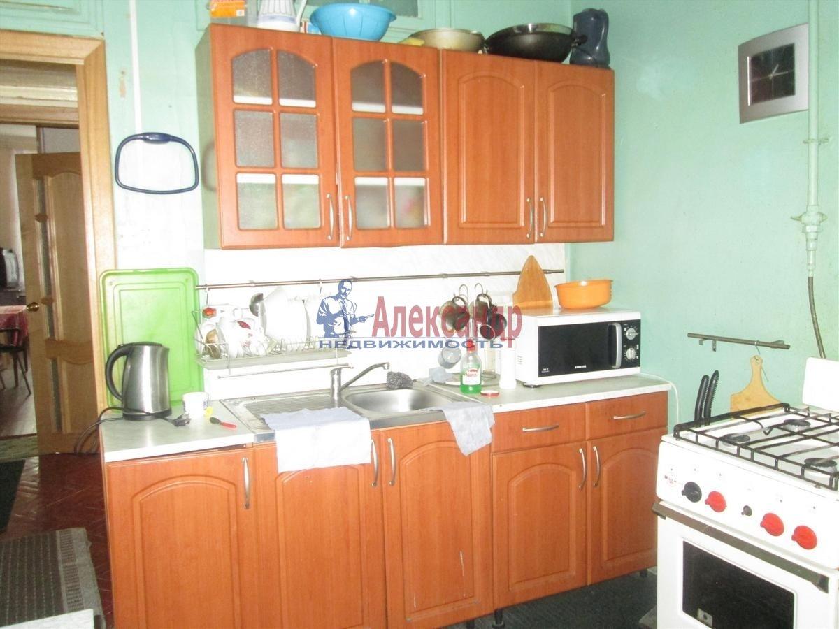 3-комнатная квартира (90м2) в аренду по адресу Московский просп., 191— фото 7 из 9