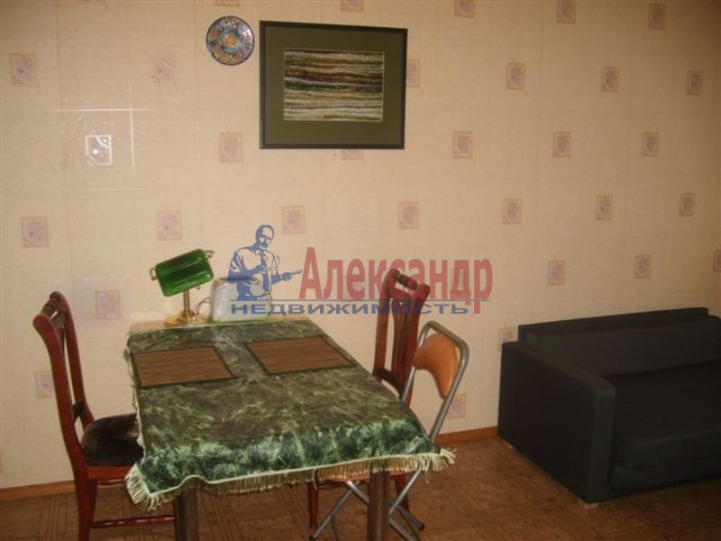 1-комнатная квартира (35м2) в аренду по адресу Просвещения пр., 14— фото 6 из 7