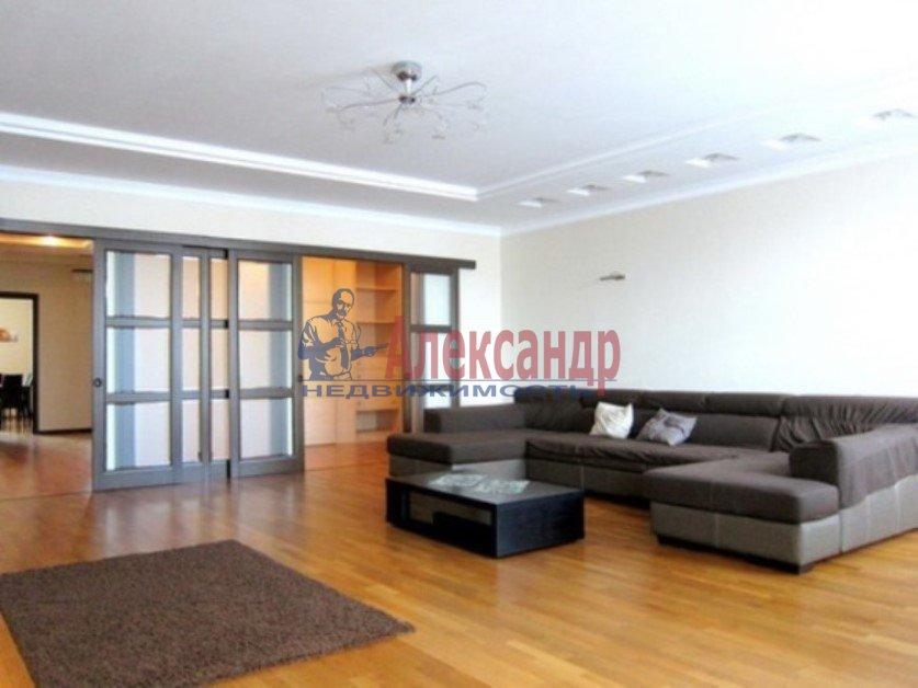 3-комнатная квартира (147м2) в аренду по адресу Реки Мойки наб., 31— фото 3 из 8
