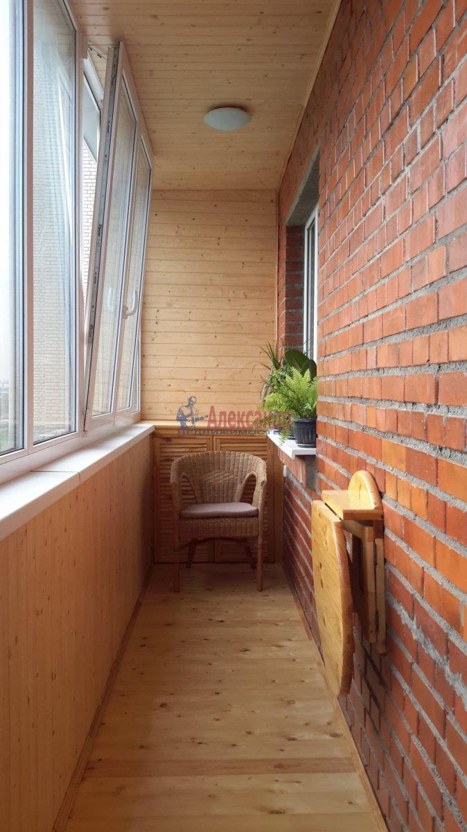 1-комнатная квартира (43м2) в аренду по адресу Белградская ул., 26— фото 14 из 14