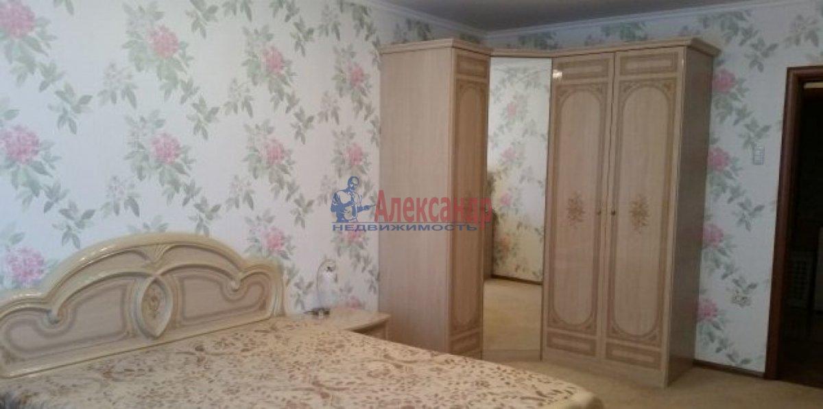 3-комнатная квартира (100м2) в аренду по адресу Богатырский пр., 59— фото 3 из 13