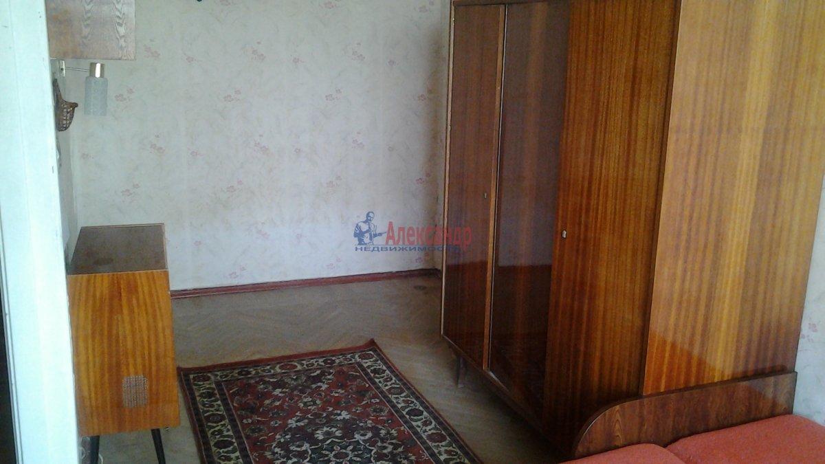 1-комнатная квартира (34м2) в аренду по адресу Северный пр., 89— фото 4 из 5