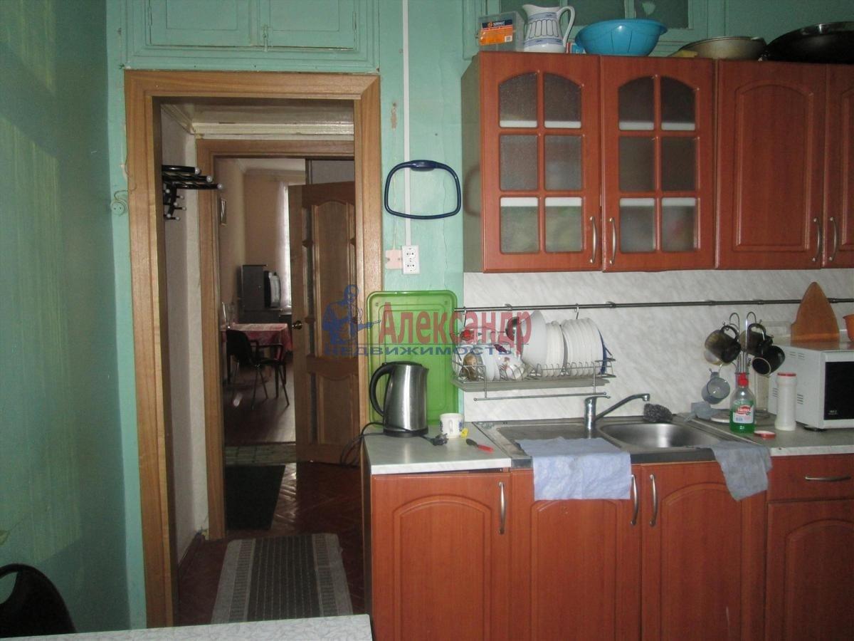 3-комнатная квартира (90м2) в аренду по адресу Московский просп., 191— фото 8 из 9