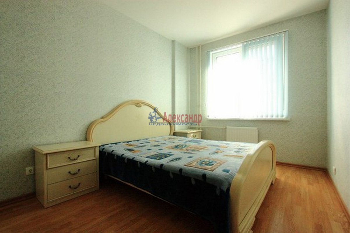 2-комнатная квартира (62м2) в аренду по адресу Морская наб.— фото 9 из 9