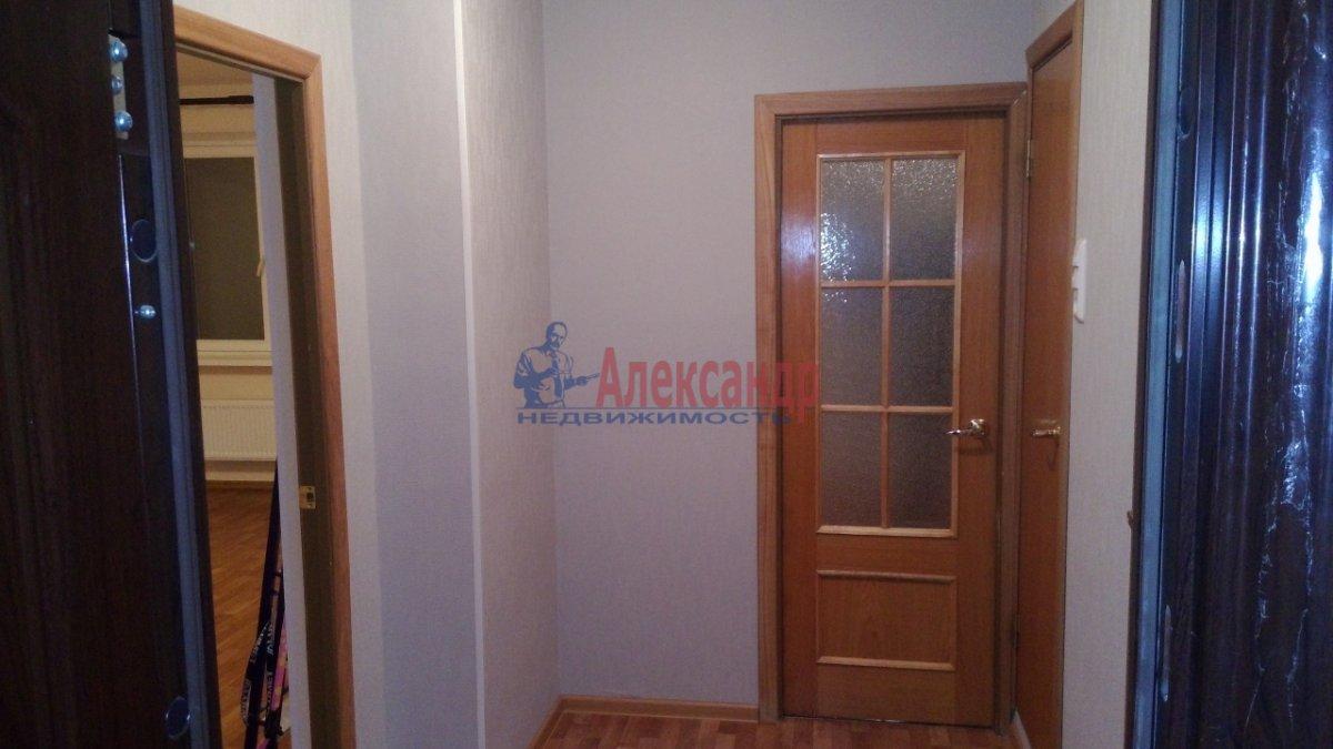 1-комнатная квартира (39м2) в аренду по адресу Авиаконструкторов пр., 20— фото 3 из 7