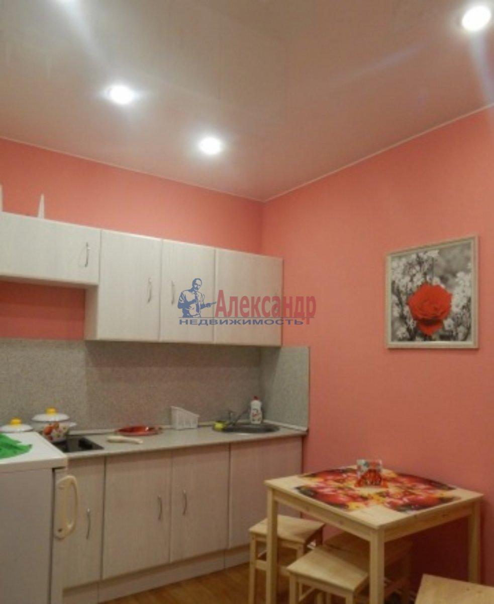 1-комнатная квартира (38м2) в аренду по адресу Якубовича ул, 20— фото 1 из 3