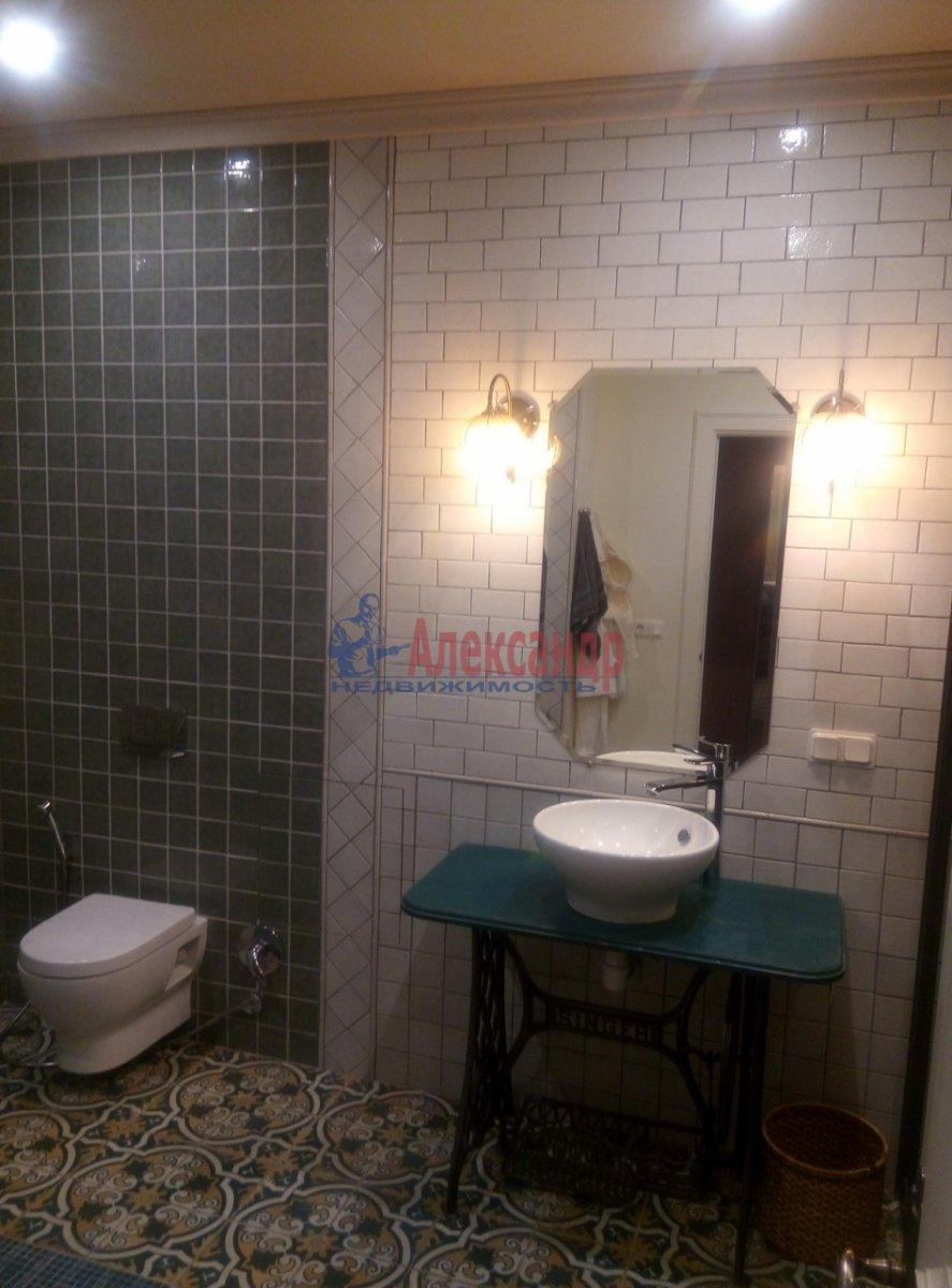 3-комнатная квартира (130м2) в аренду по адресу Солнечное пос., Нагорная ул., 2— фото 8 из 12