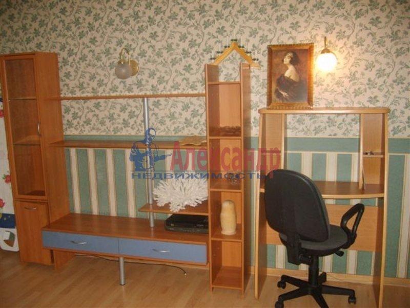 1-комнатная квартира (35м2) в аренду по адресу Просвещения пр., 14— фото 7 из 7