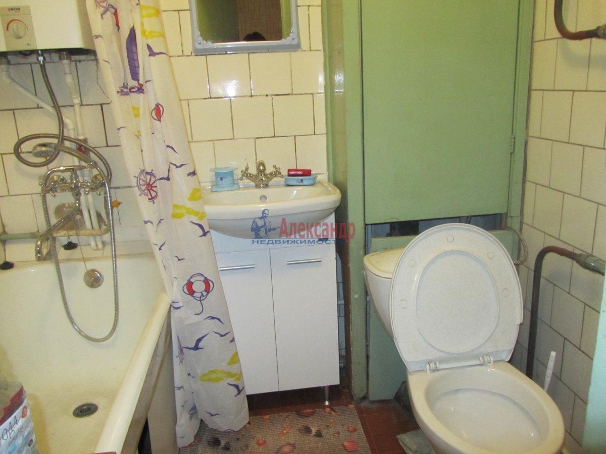 1-комнатная квартира (45м2) в аренду по адресу Крестьянский пер., 5— фото 4 из 4