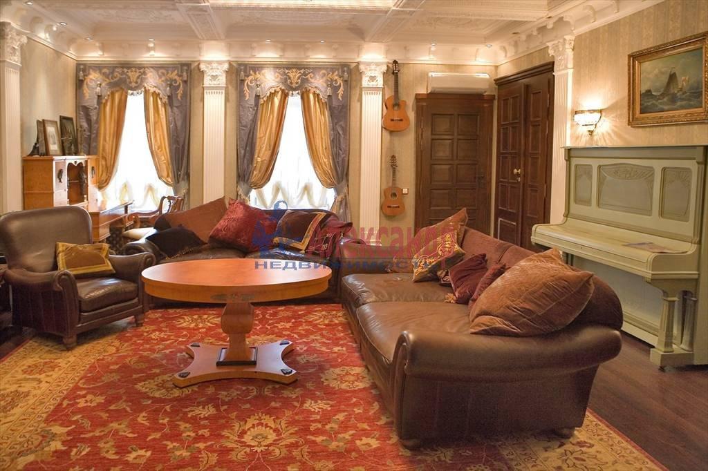 4-комнатная квартира (220м2) в аренду по адресу Восстания ул.— фото 2 из 4