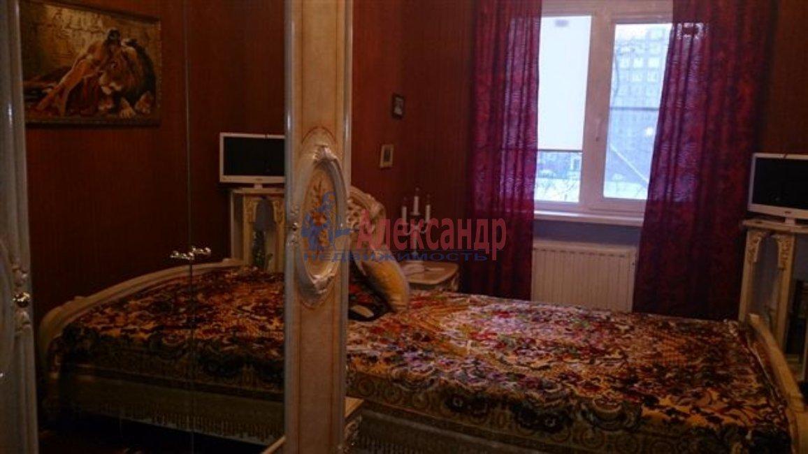1-комнатная квартира (45м2) в аренду по адресу Коломяжский пр., 20— фото 1 из 1