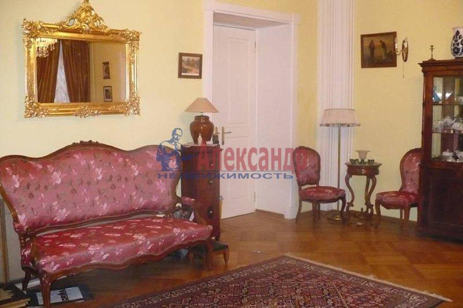 5-комнатная квартира (180м2) в аренду по адресу Манежный пер., 8— фото 4 из 7