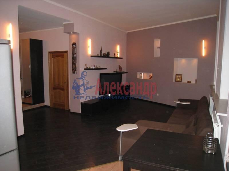 2-комнатная квартира (55м2) в аренду по адресу Лермонтовский пр., 1— фото 2 из 4