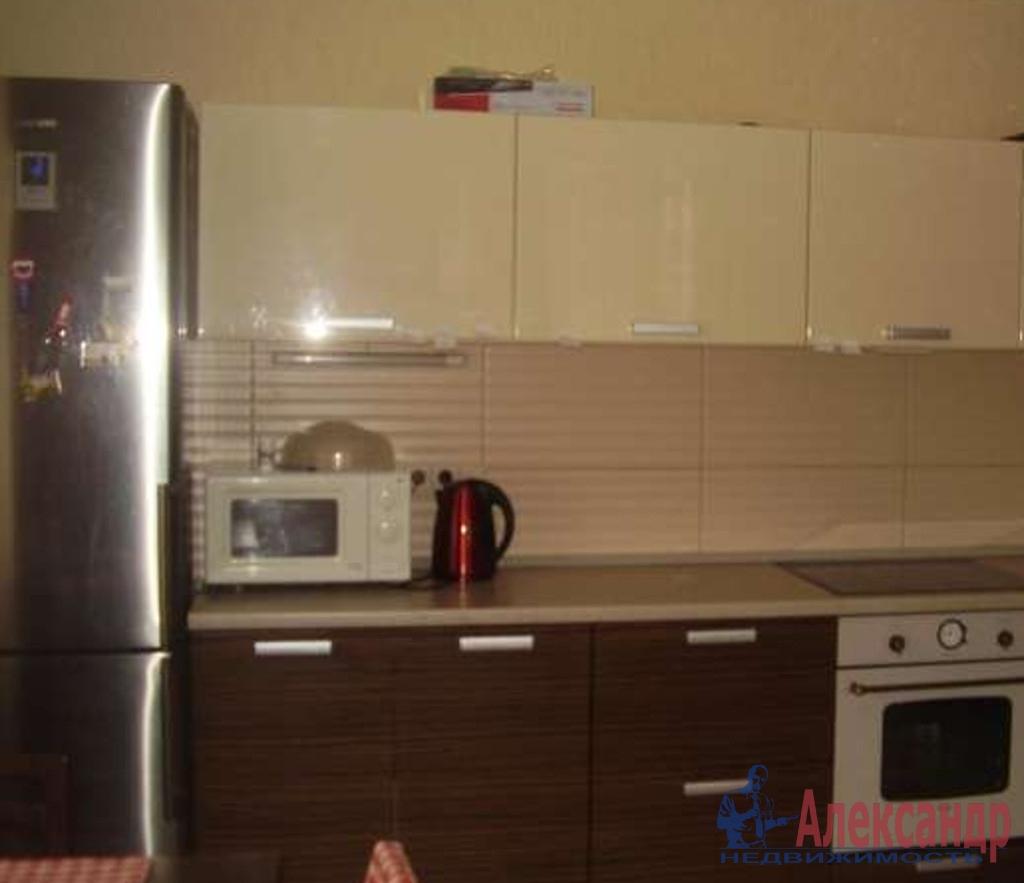 2-комнатная квартира (57м2) в аренду по адресу Яхтенная ул., 3— фото 3 из 3