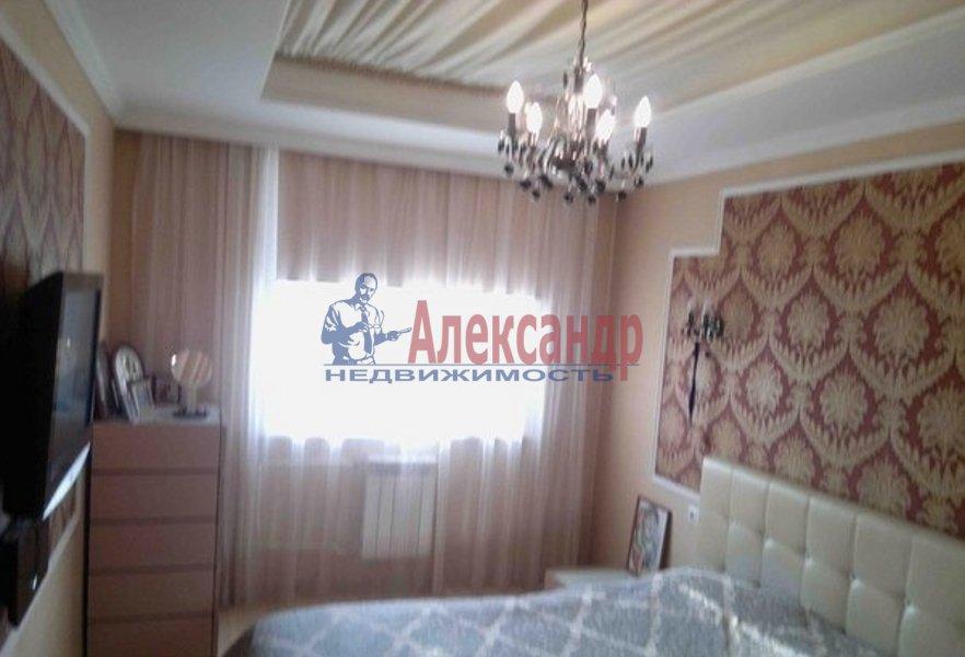 1-комнатная квартира (39м2) в аренду по адресу Народная ул., 16— фото 1 из 4