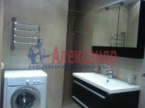 2-комнатная квартира (66м2) в аренду по адресу Кондратьевский пр., 70— фото 5 из 6