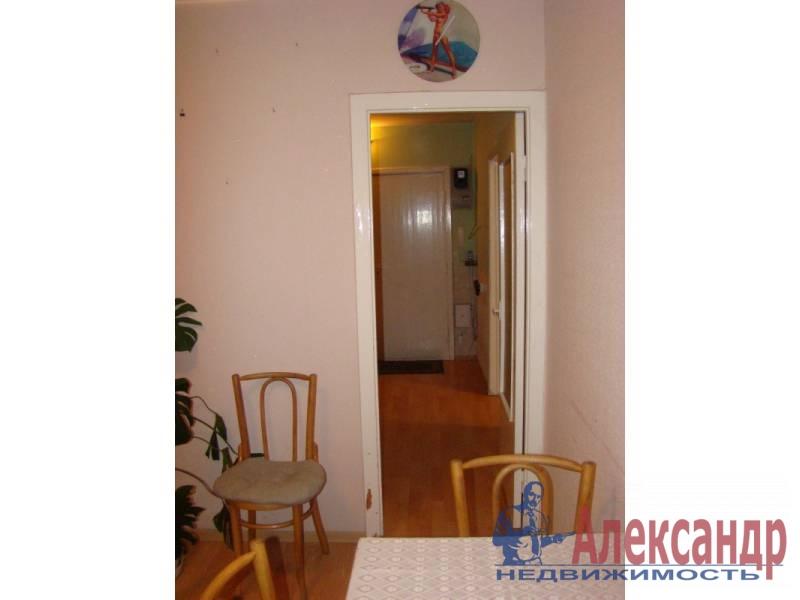 1-комнатная квартира (38м2) в аренду по адресу Сикейроса ул., 12— фото 5 из 6